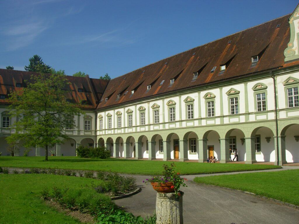 Klosteret i Bendiktbeuern