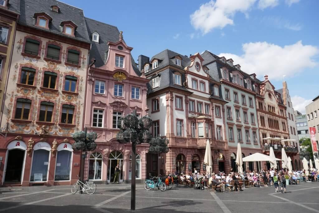 Mainz er en hyggelig by