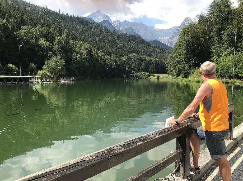 Smukke landskaber og fredelig natur venter dig på denne cykelrejse rundt i Oberbayern.